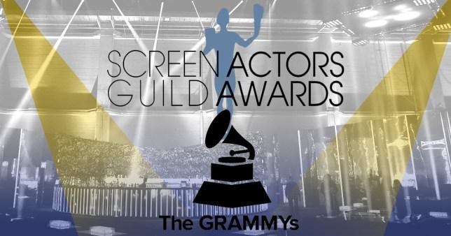 Grammys and SAG Awards