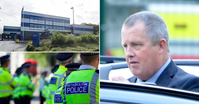 Five cops sacked for joking black colleague ?came from Africa in a crate?
