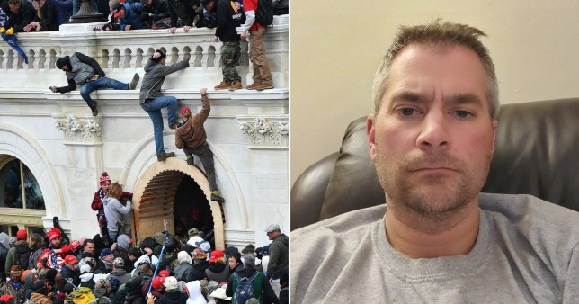 Cop's death in pro-Trump Capitol riots to be treated as murder