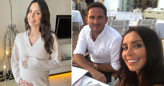Christine and Frank Lampard announce pregnancy