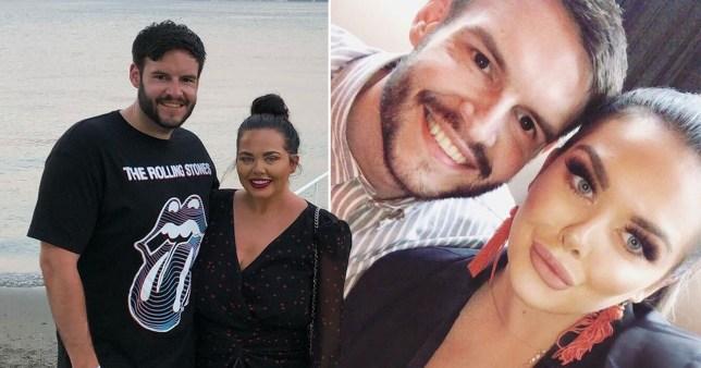Scarlett Moffatt and boyfriend Scott Dobinson