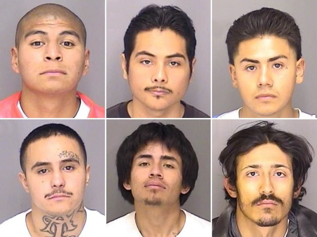 Police begin manhunt after six inmates escaped from jail using homemade rope