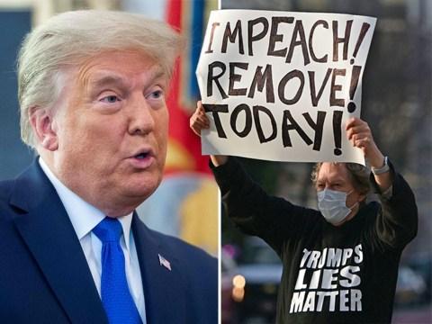 Donald Trump faces second impeachment as Democrats formally begin process