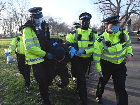 Lockdown fines 'increasingly likely' in police crackdown, top officer warns