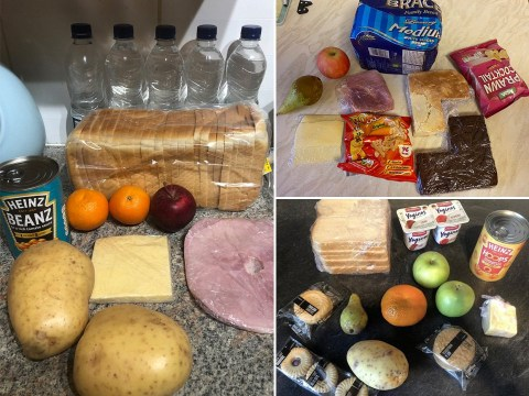 Worst school meal packages revealed as mum says she wouldn't feed it to dog