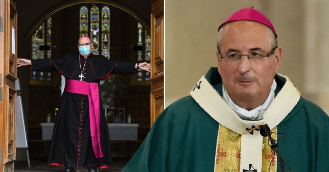 Archbishop of Glasgow dies after catching coronavirus at Christmas