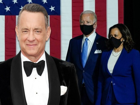Tom Hanks to host Biden inaugural TV special Celebrating America featuring performance from Demi Lovato
