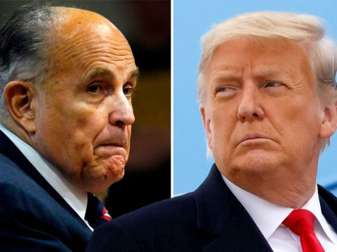 Trump turns on closest allies and 'orders aides not to pay Rudy Giuliani'