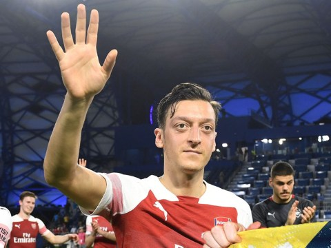 Mesut Ozil leaves Arsenal and completes Fenerbahce transfer