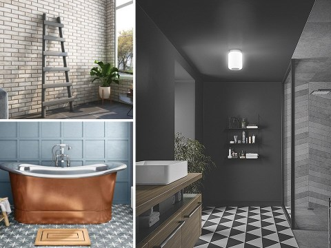Home expert reveals the top bathroom trends for 2021