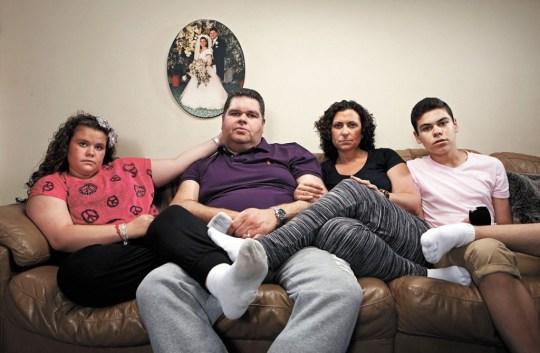 Tapper family on Gogglebox
