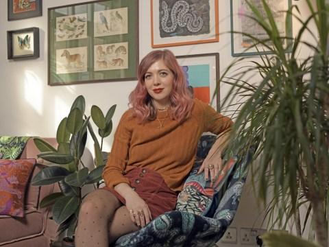 Designer Emma J Shipley takes us inside her rented retreat