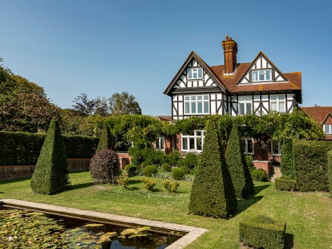 Inside the quirky Buckinghamshire manor house on the market for £5.5 million