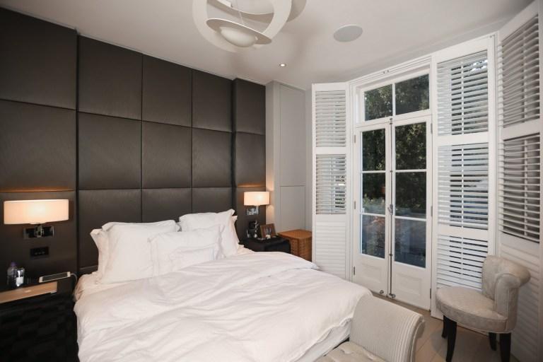 Xenia Tchoumi's bedroom