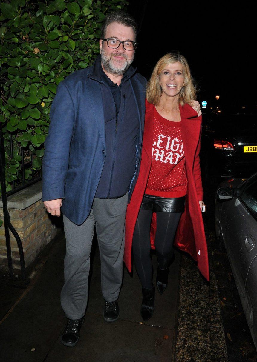 Kate Garraway and husband Derek Draper