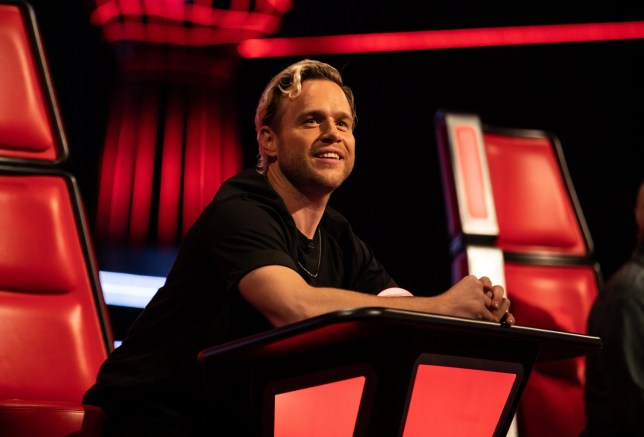 Olly Mus on The Voice
