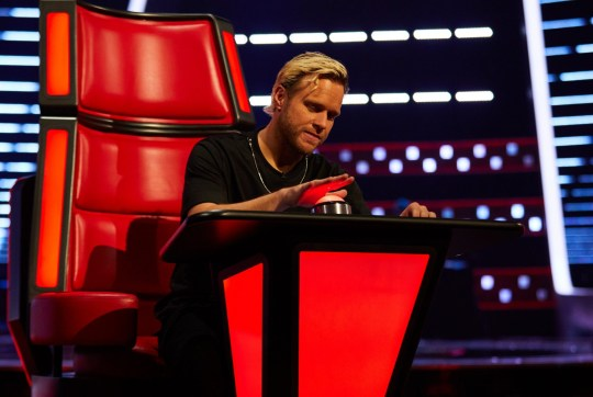 olly murs - the voice