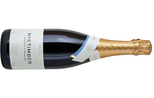 English Sparkling Nyetimber Classic Cuvée