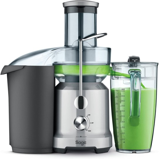 Sage The Nutri Juicer Cold Fountain Centrifugal Juicer