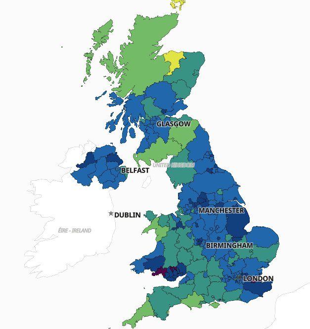2nd Dec Maps show how quickly Covid infection rates are rising in your area Read more: https://metro.co.uk/2021/01/05/maps-show-how-quickly-covid-infection-rates-are-rising-in-your-area-13848276/?ito=cbshare Twitter: https://twitter.com/MetroUK | Facebook: https://www.facebook.com/MetroUK/