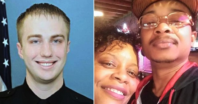 Police officer Rusten Sheskey has been cleared in the shooting of Jacob Blake in Kenosha.