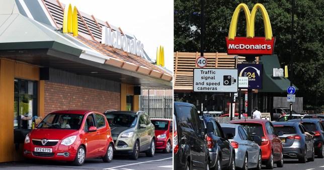 McDonalds comp