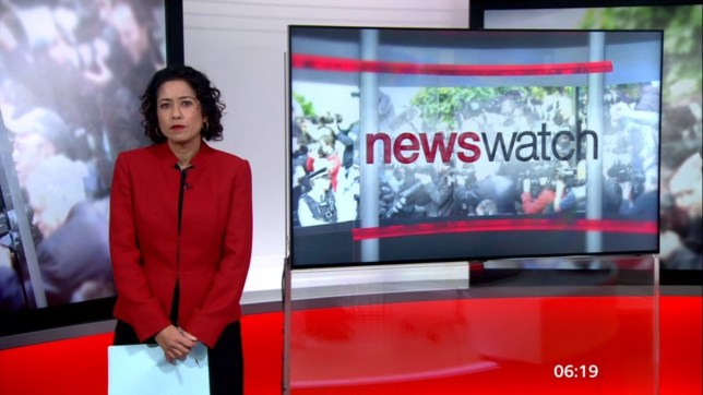 BBC takes Newswatch off air during review of Covid-safe working conditions