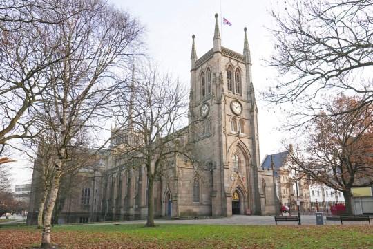 HEC4TG Blackburn Cathedral