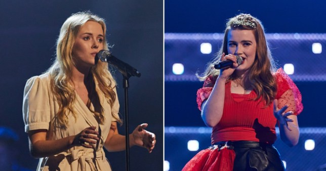 The Voice: Two best friends compete against each other in blind auditions Rex