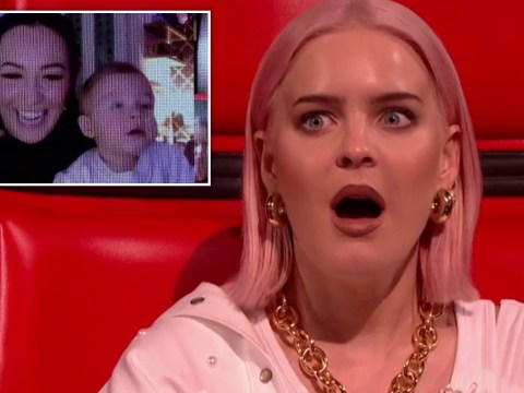 The Voice UK: Anne-Marie surprised by her sister from virtual audience