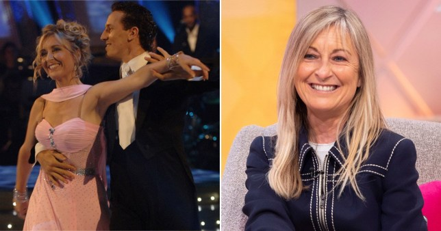 Fiona Phillips regrets doing Strictly