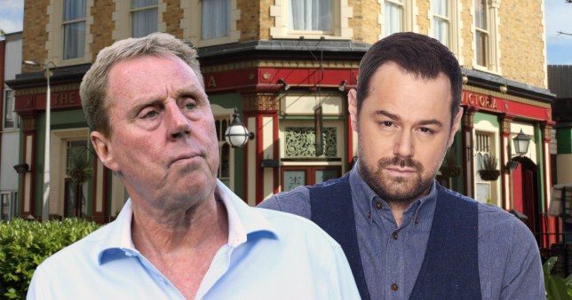 For soaps: Harry Redknapp wants EastEnders role as Danny Dyer sidekick BBC/Getty