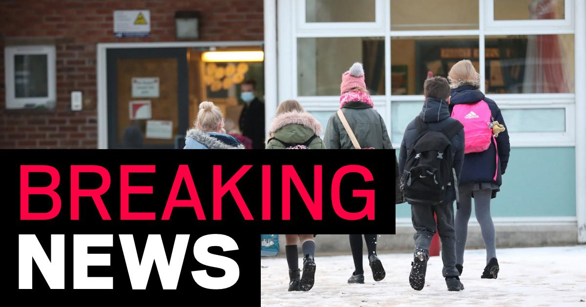 Pupils to find out when they're returning to classrooms in week's time