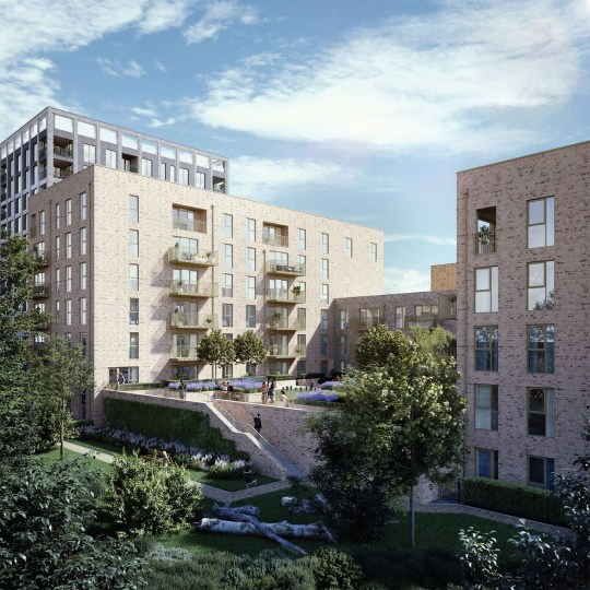 Beckton Parkside E6, from £230,000
