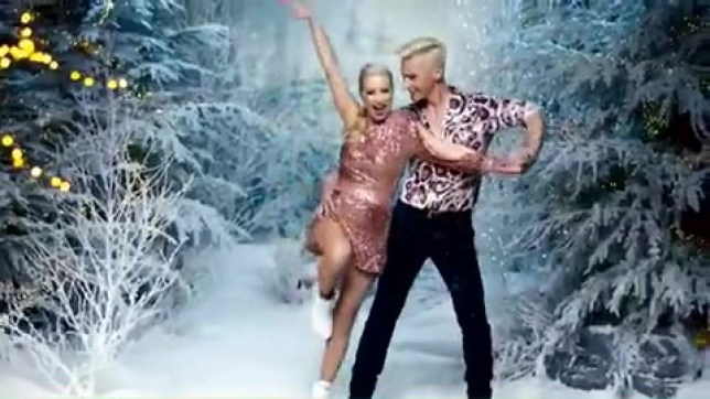 Dancing on Ice 2021 ITV