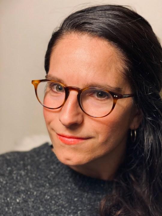 Miranda Ward author of Adrift: Fieldnotes from Almost-Motherhood