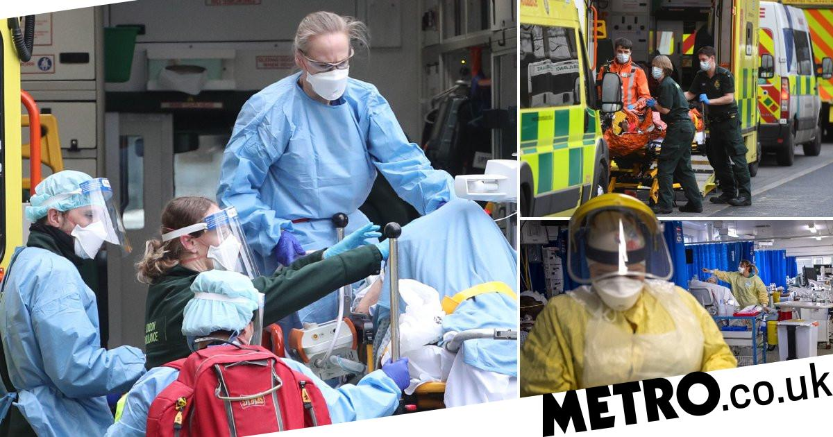 The UK now has the highest Covid death rate in the world - metro