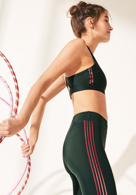 Hush Activewear collection