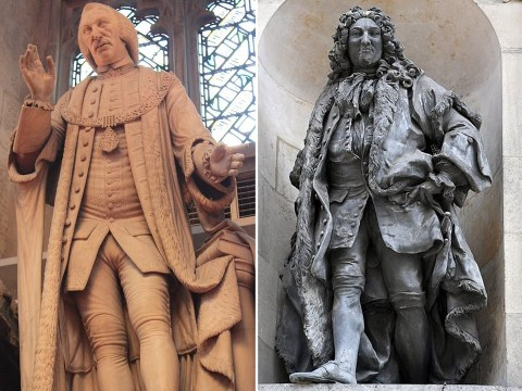 Slave trader statues in City of London to be removed