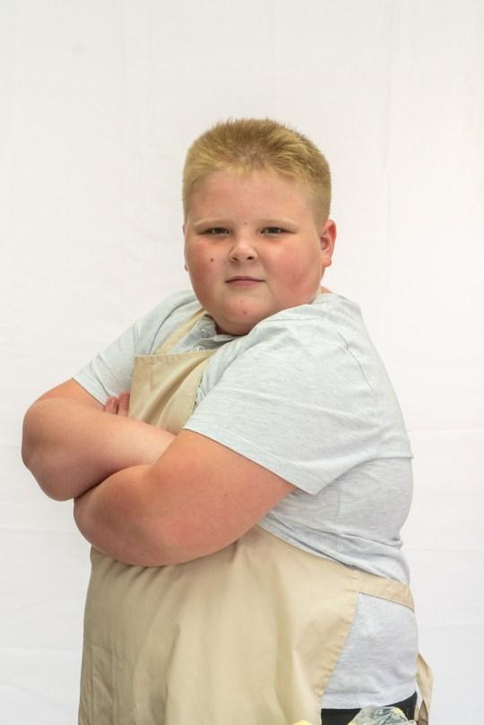 Bake Off Juniors - Will