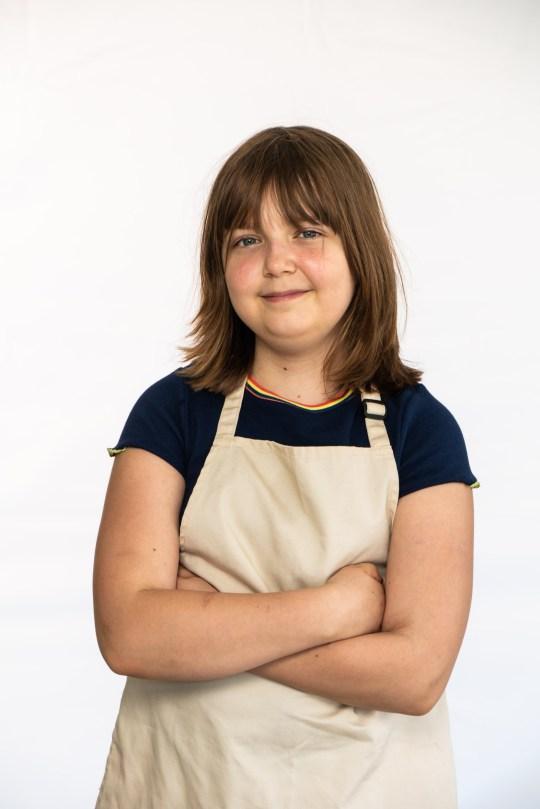 Bake Off Juniors - Sophia
