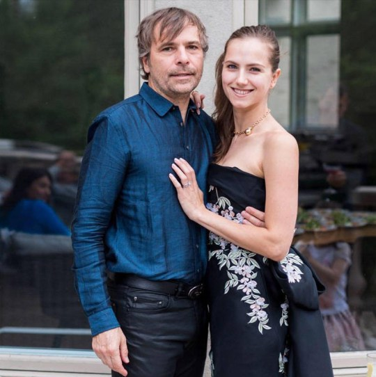 Businessman Rodney Baker, 55, and his wife Ekaterina Baker, a 32-year-old actor, flew into Whitehorse last week, where they chartered a private plane to take them 450 kilometres northwest to Beaver Creek, a community of approximately 100 people, most of whom belong to White River First Nation.
