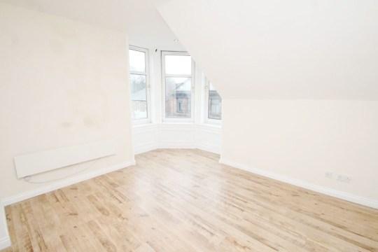 2 Bedroom Flat, Bonnybridge (Picture: Future Property Auctions)