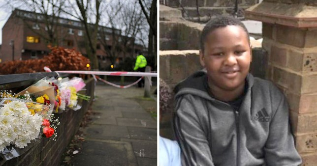 Third teen to be stabbed to death in a week named as Romario Opia