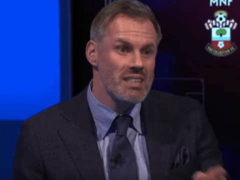 Jamie Carragher baffled by Liverpool's late short corner and highlights Jurgen Klopp's 'big worry' after Southampton defeat