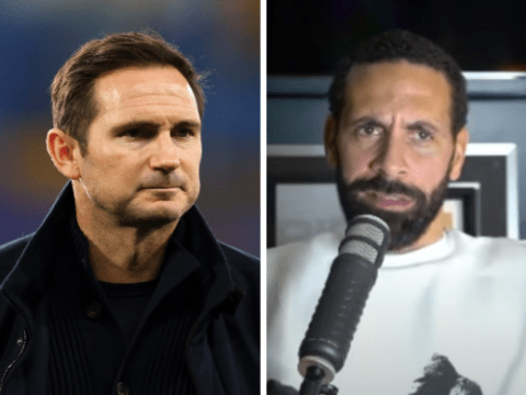 Rio Ferdinand speaks out on Frank Lampard's 'brutal' sacking at Chelsea and Thomas Tuchel speculation