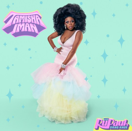 DRAG RACE 13 - TAMISHA