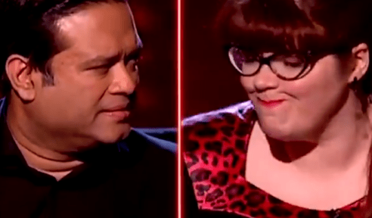 The Chase stars Paul Sinha and Jenny Ryan on Beat The Chasers