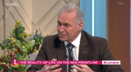 Dr Hilary Jones warns: 'Do not be hypocritical' as Clap for Carers returns