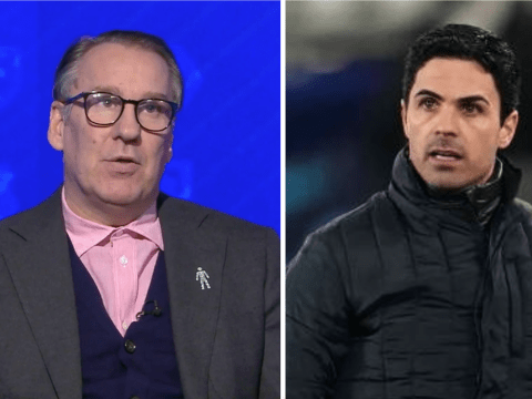 'I don't know what he's doing!' – Paul Merson slams Mikel Arteta team selection after Arsenal's FA Cup exit